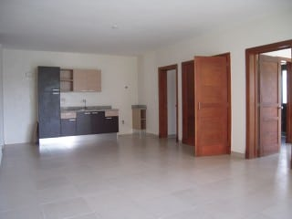 punta cana condo for rent living room