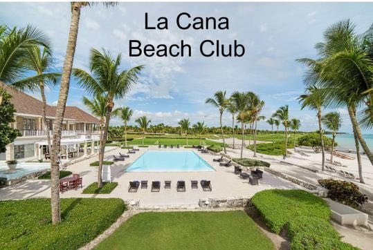 la cana beach club