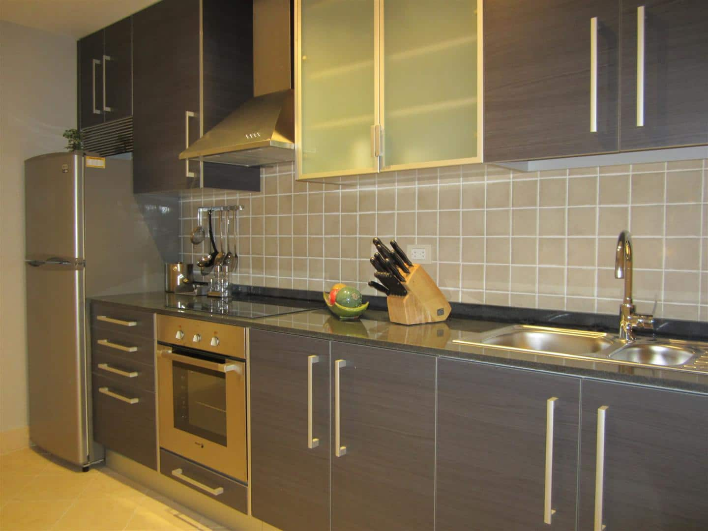 cap cana condo for rent kitchen