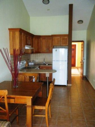 palma real villa condo for rent view from living room