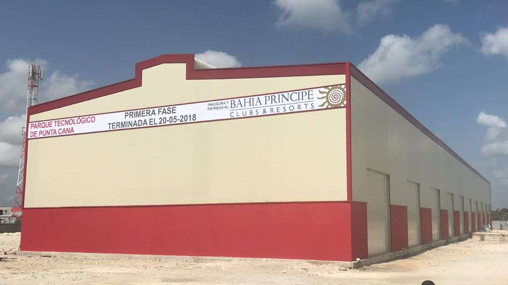commercial warehouses in punta cana