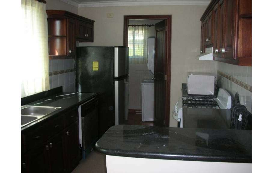 duplex villa kitchen