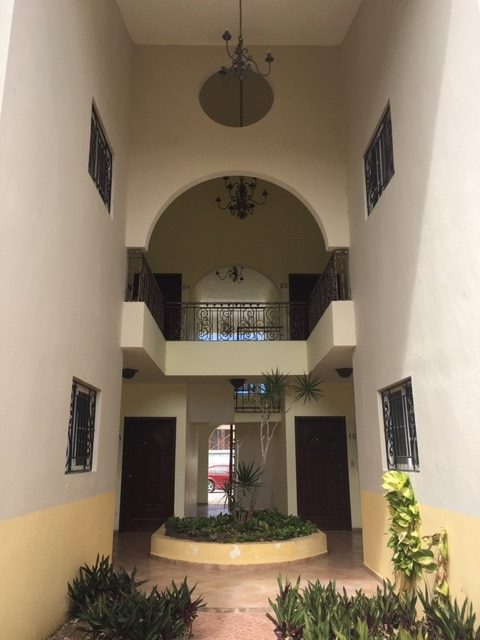 costa bavaro building common area