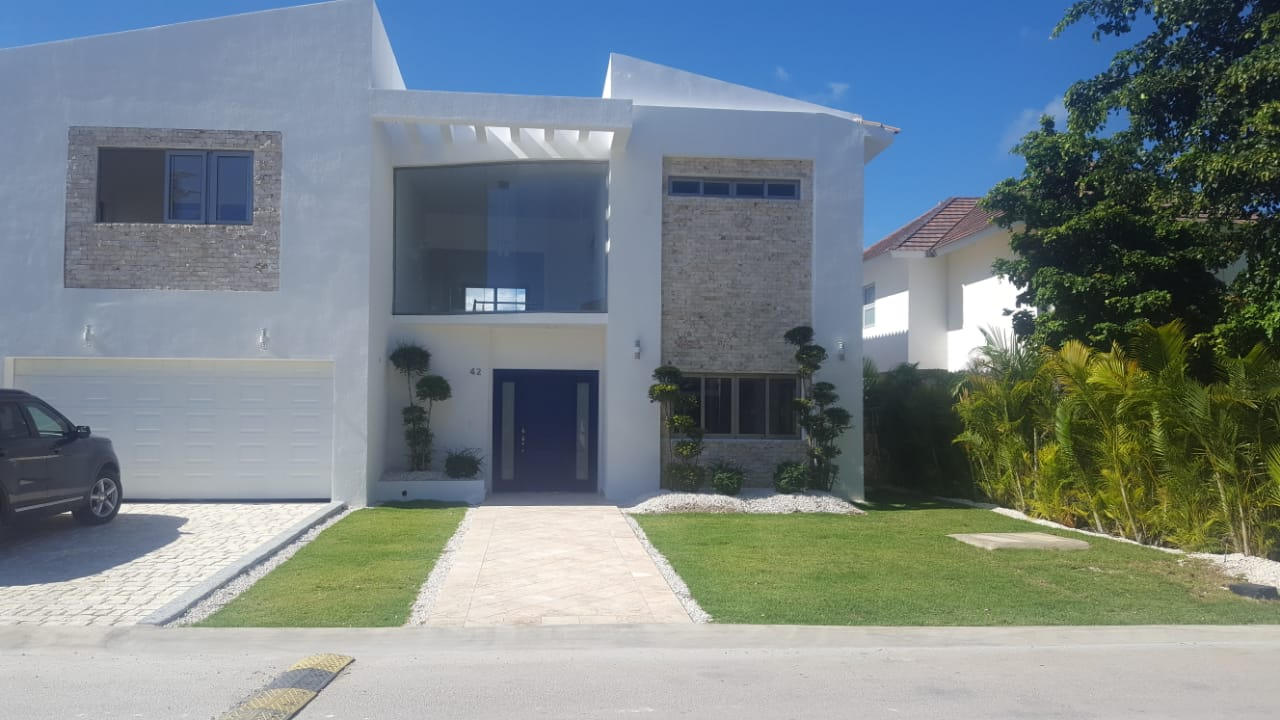 punta cana village villa for rent
