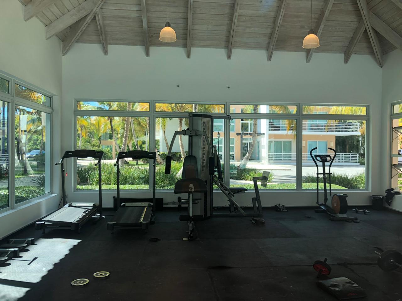 punta cana village gym