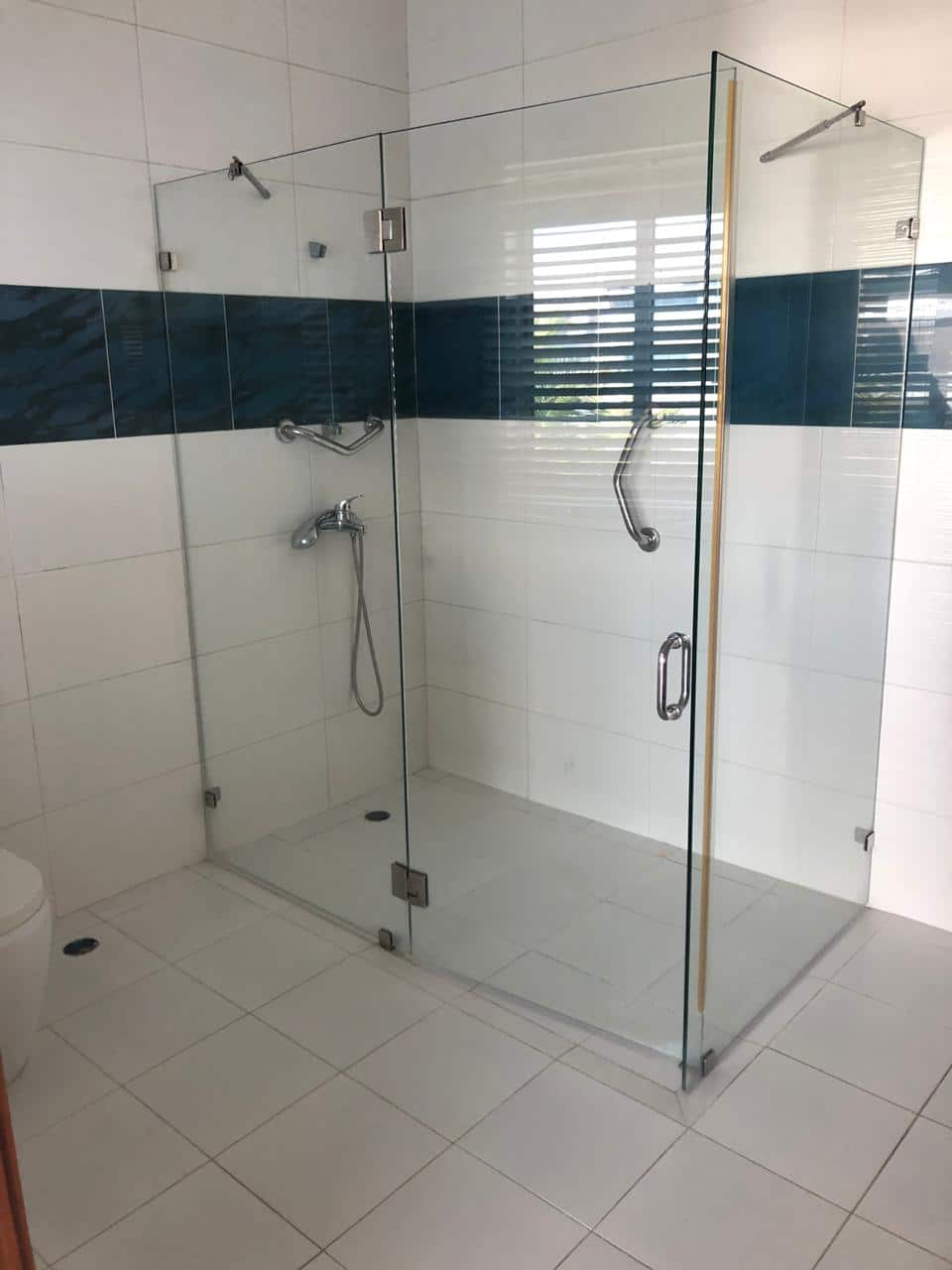 punta cana condo for rent bathroom